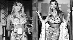 Charlotte McKinney: Η «σεξοβόμβα» με τα εσώρουχα