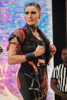 Women of Pro Wrestling — Rhea Ripley Wrestling Stars, Wrestling Divas, Women's Wrestling, British Wrestling, Wwe Outfits, Le Catch, Wwe Divas, Daniel Bryan Wwe, Eddie Guerrero