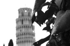 Mirage by peestols, via Flickr - The leaning tower of Pisa