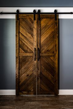 Solid Cypress Barn Doors made to order. Comparatively lightweight, extremely sturdy, weather exposure is fine. This type is top of the line: recessed panels on both sides, fully joined and proof against gapping and warping. See our work on HGTV this Memorial Day. We make barn doors to order; Custom Orders are $20 per square foot, maximum dimension per door 108 (for standard shipping). Of course we can do things in other price ranges, we can ship larger items, and bulk discounts are…