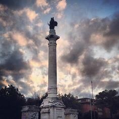 Forlì: Piazzale della Vittoria - Instagram by flavide