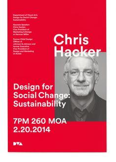 Design for Social Change on Behance