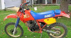600 xr 1986 - Buscar con Google