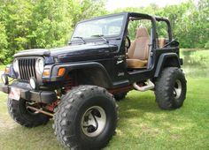 2009+jeep+wrangler+lifted | Lifted Jeep Wrangler 1998 TJ 4x4 Sport - $10900 (Belleview, FL) for ...