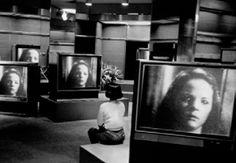 """""""La profecia"""" - 1985/1993 - Nueva York, Estados Unidos - Negativos b/n, 35 mm - Imagen modificada digitalmente - Derechos reservados de todo el Web Site © Copyright 2008 Pedro Meyer"""