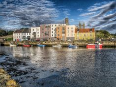 St Andrews Harbour   Flickr - Photo Sharing! St Andrews Scotland, Divinity School, Uni, Beautiful Places, Photographs, Country, Rural Area, Photos, Country Music
