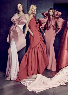 Alexis Mabille Couture Fall Winter 2015 Paris NOWFASHION