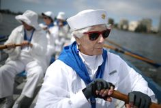 Ladies of the Lake: Oldest women's rowing club in the US