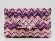 Purple Clutches - Bitsy Bride (shared via SlingPic)
