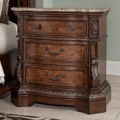 Best Valraven King Sleigh Bed Ashley Furniture Homestore 400 x 300