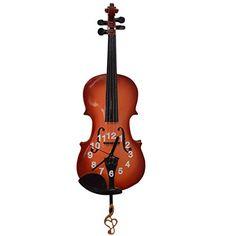 Gift Garden Wall Clocks Violin Musical Clock for Living R... https://www.amazon.ca/dp/B012YUGL7Y/ref=cm_sw_r_pi_dp_U8KAxb3W68VDV