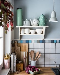Keeping up appearances: from flat share to family home
