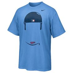 Minnesota Twins Hair-itage Joe Mauer Player T-Shirt by Nike - MLB.com Shop