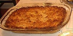 Aunt Fannie's Summer Squash Casserole -- my favorite dish that my mother makes!  Summer Squash Delight.........Colossal Summer Flavor!