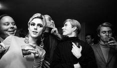 Andy Warhol, Edie Sedgwick and Entourage, New York, 1965