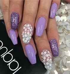 More lavender