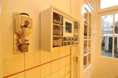 Tegels in de keuken van een jaren '30 huis in Utrecht
