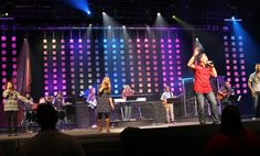 Blocked from The Crossing Church in Tampa, Florida | Church Stage Design Ideas