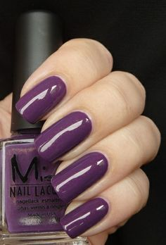 Allyoudesire Misa Wander Collection Fall 2017 Swatches And Review Purple Nails Vegan Beauty