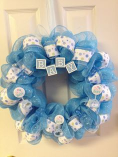 ideas about baby shower wreaths on pinterest diaper wreath baby