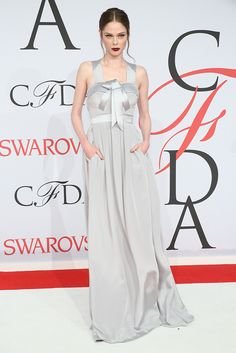 2015 CFDA Awards Red Carpet Arrivals, Ceremony and Cocktails