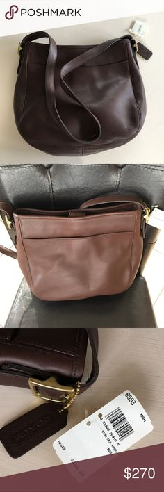 Vintage Coach leather Chelsea Hobo bag 💕🌸😍 Boutique c49099e5775ae