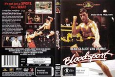 Bloodsport (Contacto Sangriento) - Latino Dvd Full Free