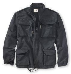 Woolrich Algerian Field Jacket.