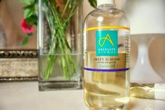 Beyond the beauty hall | Sweet almond oil