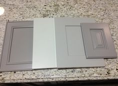 Painted Grey Kitchen Cabinets : Amazing Light Grey Cabinet Kitchen Photos – Killer Kitchen and Bath