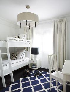boys bunk room