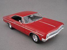 Revell Impala