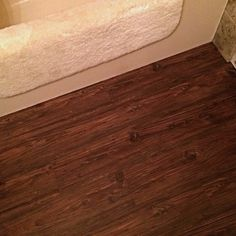 Linoleum Flooring That Looks Like Wood Planks For The