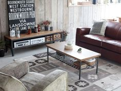 CRASH GATE Knot antiques GUINESS COFFEE TABLE / クラッシュゲート ノットアンティークス ギネス コーヒーテーブル(天板オーク材/ライトブラウン)_3