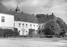 R143 Sachsens Schlösser und Burgen - R143072 Herrenhaus Skaska Hofseite