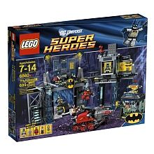 *WANT*  LEGO Super Heroes - THE BATCAVE (6860) $89.99