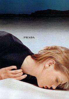 Prada Campaign, Norbert Schoerner - FW 1998 #modelcitizenapp #modelcitizenmag #modelcitizenmedia #urfolios
