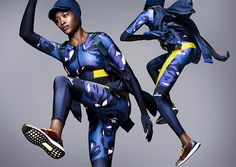adidas by Stella McCartney FW15 combines workout wear and high-end fashion