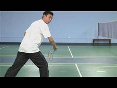 """To backhand swing in badminton, use the backhand grip and execute an underhand, middle or backhand block. Learn more backhand swings with help from a badmint..."""