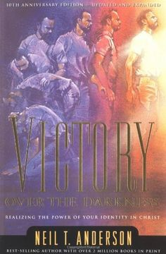 Victory Over the Darkness: Realizing the Power of Your Identity in Christ by Neil T. Anderson, http://www.amazon.com/dp/0830725644/ref=cm_sw_r_pi_dp_SlzJpb0NATEQV