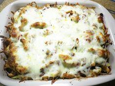 Tavuklu Kızarmış Patates tavuklu tarifler kolay tarifler kızarmış patates