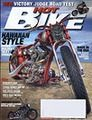 FREE 12-issue subscription to Hot Bike magazine