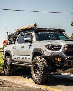 Toyota Tacoma 4x4, Tacoma Truck, Toyota Tundra, Truck Mods, Car Mods, Chevy Pickup Trucks, Toyota Trucks, Toyota Tacoma Accessories, Toyota Cruiser