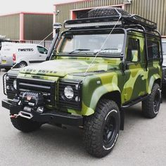 Create your perfect Twisted Defender...hours of handcrafting allows you to…