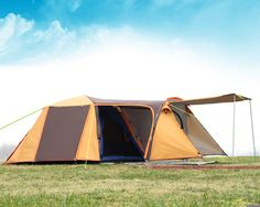 One Hall One Bedroom 3-4person Use Double Layer Ultralarge Big Space Waterproof Anti-UV Camping Tent -  Buy online One hall one bedroom 3-4person use double layer ultralarge big space waterproof anti-UV camping tent only US $79.00 US $75.05. We give you the best deals of finest and low cost which integrated super save shipping for One hall one bedroom 3-4person use double layer ultralarge big space waterproof anti-UV camping tent or any product promotions.  I think you are very happy To be…