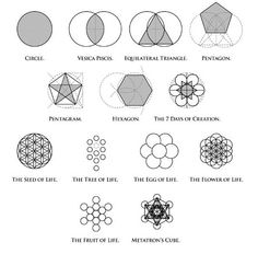 sacred geometry - Google 検索