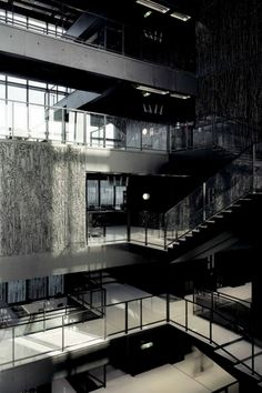 TOP ARCHITECTS | WIEL ARETS_See more inspiring articles at: www.delightfull.eu/en/inspirations/