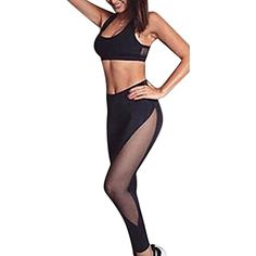 eb1223795bb1 Pengy Clearance Women Hight Waist Yoga Fitness Stretch Sports Leggings Pants  Trouser   Read more at