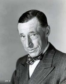 Percy William Kilbride (July 16, 1888 – December 11, 1964) was an American character actor. He made a career of playing country hicks, most memorably as Pa Kettle in the Ma and Pa Kettle series of feature films.