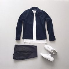 WEBSTA @ wouterkaan - OOTD : #CommonProjects #HM #Trend #MKI